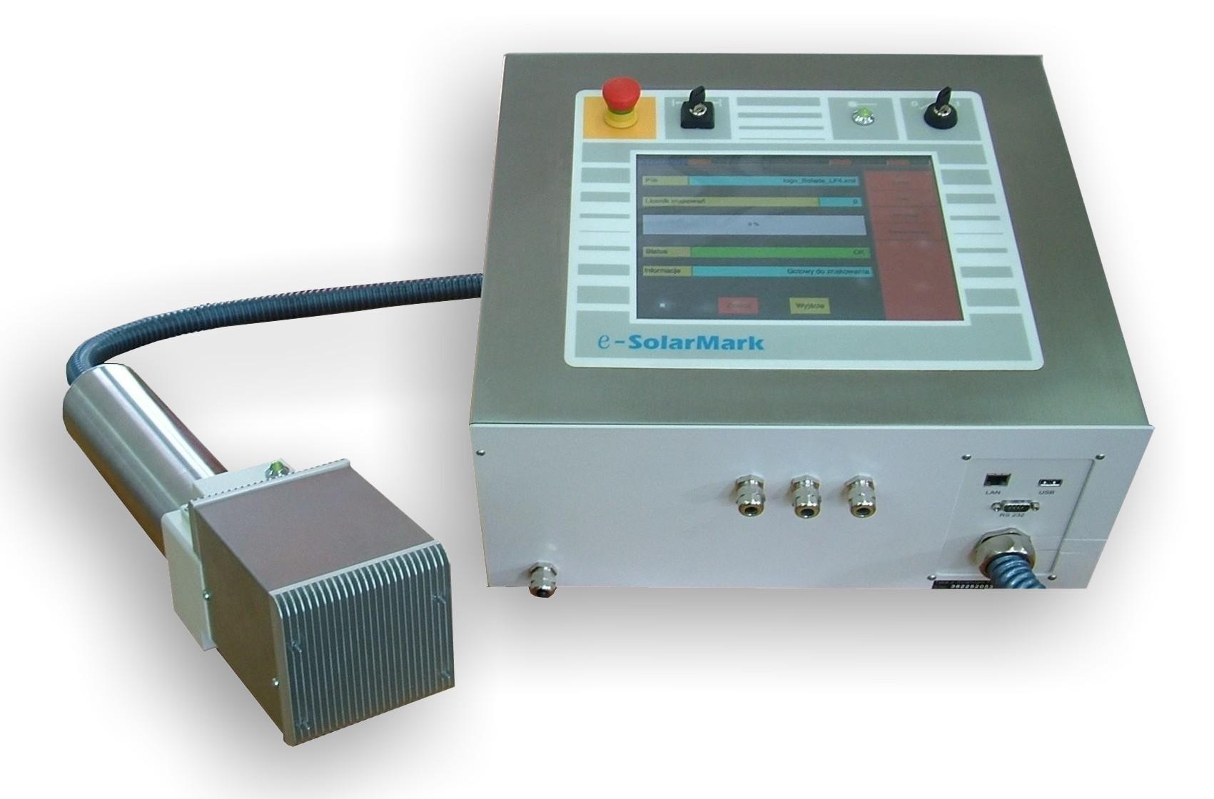 E Solarmark Cfl Solaris Laser S A